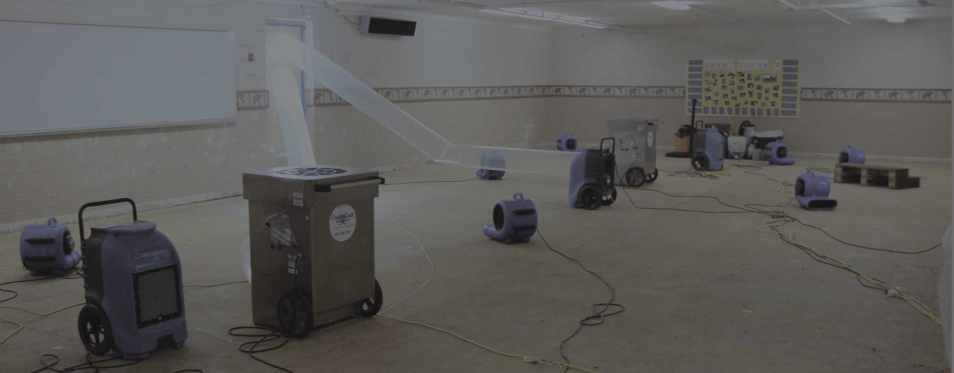 Commercial Water Damage Phoenix